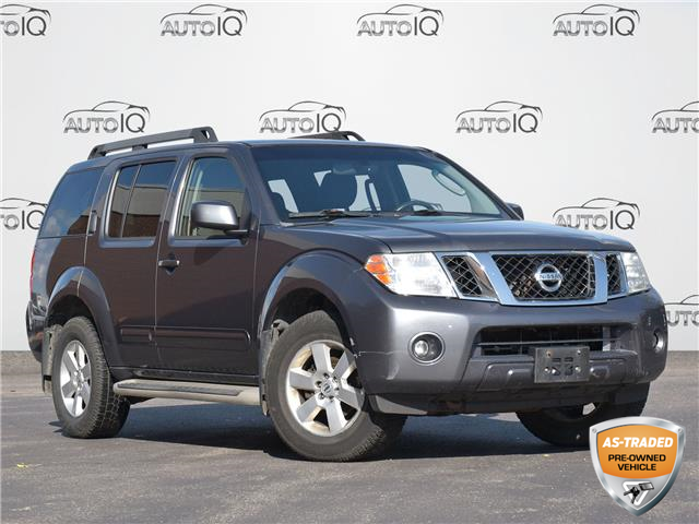 2012 Nissan Pathfinder S (Stk: FC055A) in Waterloo - Image 1 of 14