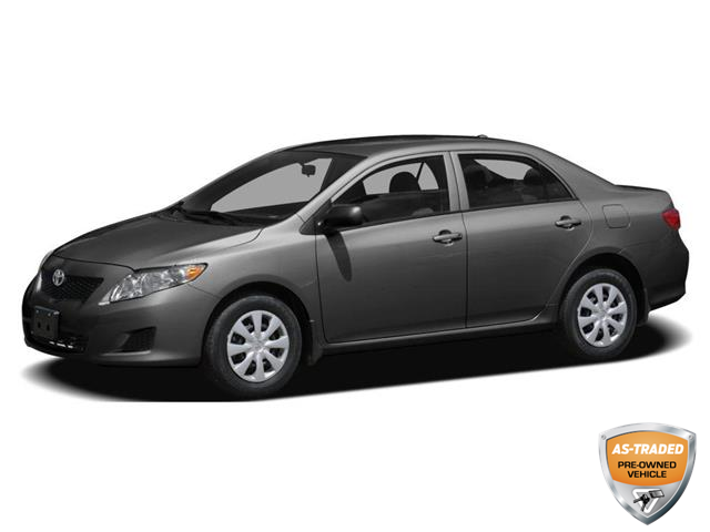 2009 Toyota Corolla CE (Stk: FC176A) in Waterloo - Image 1 of 2