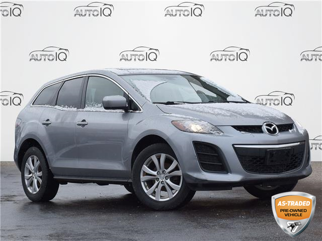 2011 Mazda CX-7 GS Grey