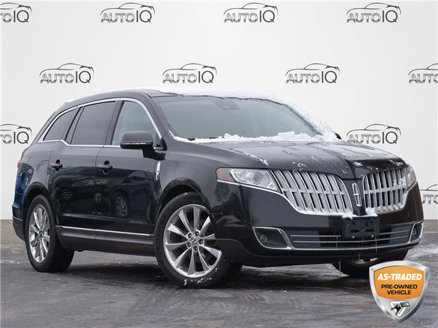 2012 Lincoln MKT EcoBoost (Stk: P1009) in Waterloo - Image 1 of 7