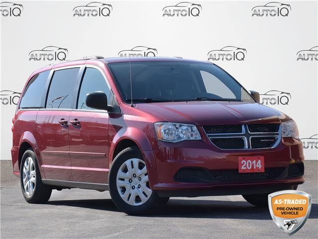 2014 Dodge Grand Caravan SE/SXT (Stk: LP1065A) in Waterloo - Image 1 of 18