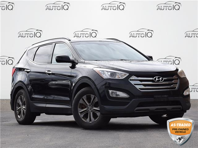 2013 Hyundai Santa Fe Sport 2.4 Luxury (Stk: IQ023A) in Waterloo - Image 1 of 16