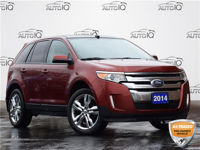 2014 Ford Edge SEL (Stk: FC351B) in Waterloo - Image 1 of 15