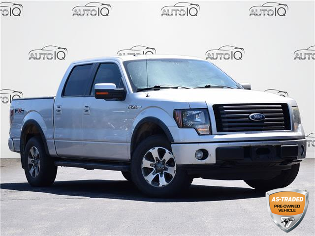 2011 Ford F-150 FX4 (Stk: FC800A) in Waterloo - Image 1 of 22
