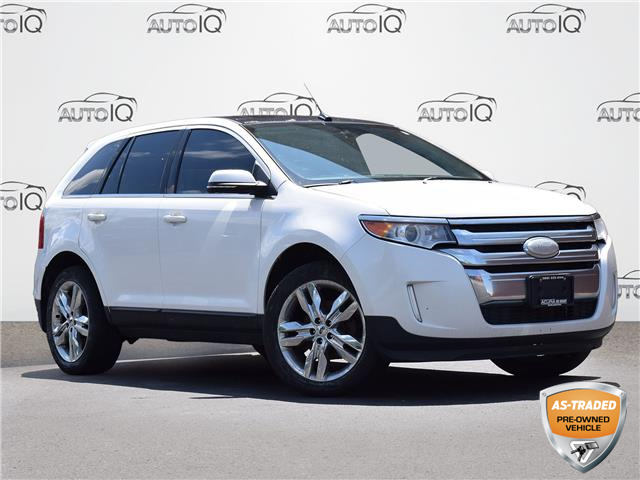 2013 Ford Edge Limited (Stk: ZC596AXB) in Waterloo - Image 1 of 27
