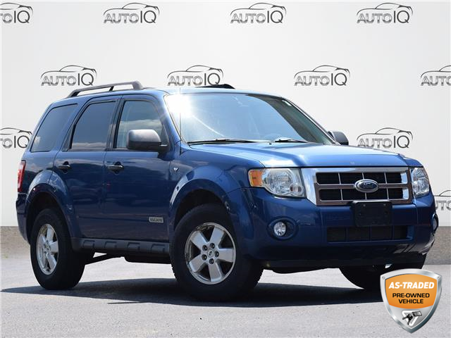 2008 Ford Escape XLT (Stk: IQ060A) in Waterloo - Image 1 of 24