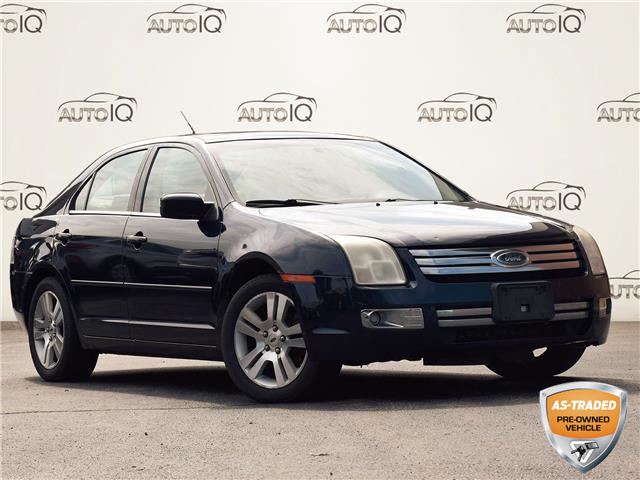 2008 Ford Fusion SEL (Stk: ZD035AXZ) in Waterloo - Image 1 of 25