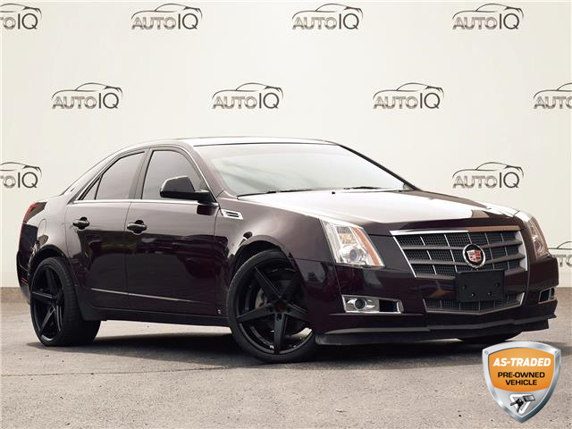 2009 Cadillac CTS 3.6L (Stk: LP1174BXZ) in Waterloo - Image 1 of 22