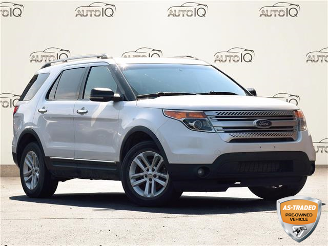 2012 Ford Explorer XLT (Stk: XD043AJZ) in Waterloo - Image 1 of 28