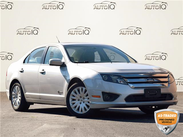 2010 Ford Fusion Hybrid Base (Stk: P1294) in Waterloo - Image 1 of 26