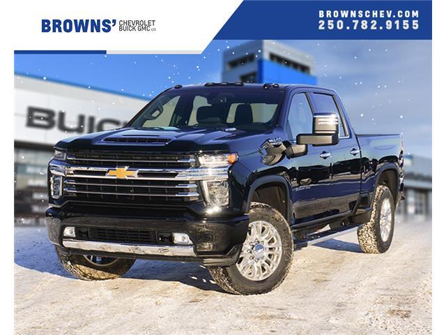 2020 Chevrolet Silverado 3500HD High Country (Stk: T20-1218) in Dawson Creek - Image 1 of 14