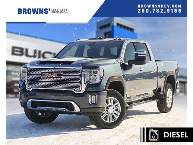 2020 GMC Sierra 3500HD Denali (Stk: T20-1194) in Dawson Creek - Image 1 of 18