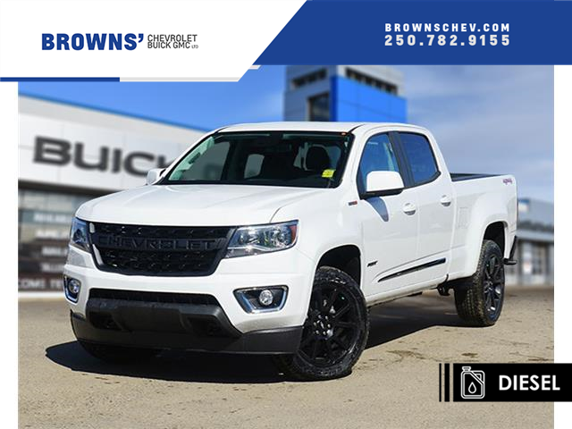 2020 Chevrolet Colorado LT (Stk: T20-1225) in Dawson Creek - Image 1 of 16