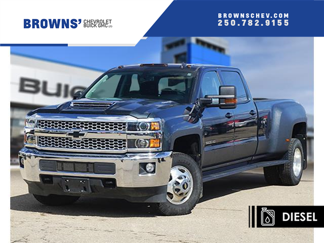 2019 Chevrolet Silverado 3500HD LT (Stk: T20-1178A) in Dawson Creek - Image 1 of 14