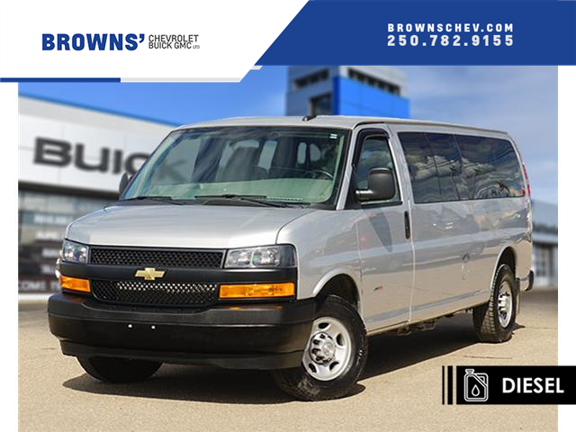 2019 Chevrolet Express 3500 LS (Stk: 4429AA) in Dawson Creek - Image 1 of 18