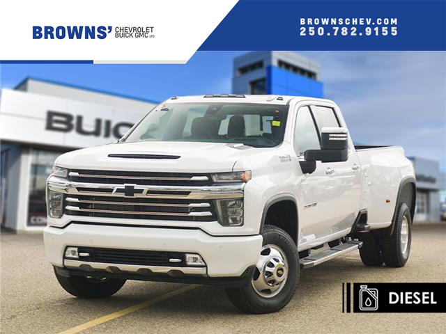 2020 Chevrolet Silverado 3500HD High Country (Stk: T20-1363) in Dawson Creek - Image 1 of 14