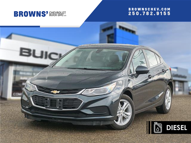 2018 Chevrolet Cruze LT Auto (Stk: T20-850A) in Dawson Creek - Image 1 of 16