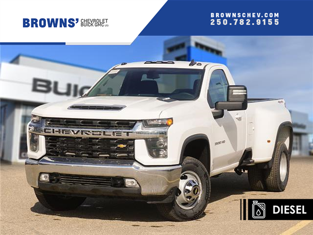 2020 Chevrolet Silverado 3500HD LT (Stk: T20-1292) in Dawson Creek - Image 1 of 13