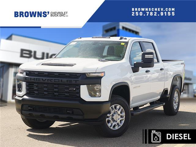 2020 Chevrolet Silverado 3500HD Work Truck (Stk: T20-1385) in Dawson Creek - Image 1 of 14