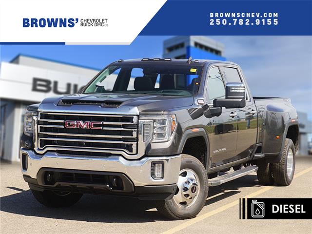 2020 GMC Sierra 3500HD SLT (Stk: T20-1435) in Dawson Creek - Image 1 of 16