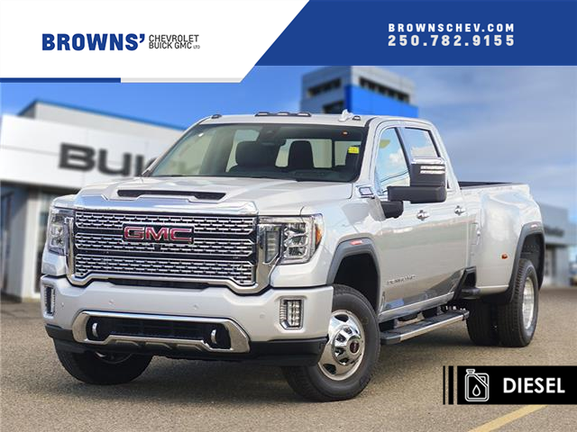 2020 GMC Sierra 3500HD Denali (Stk: T20-1478) in Dawson Creek - Image 1 of 16