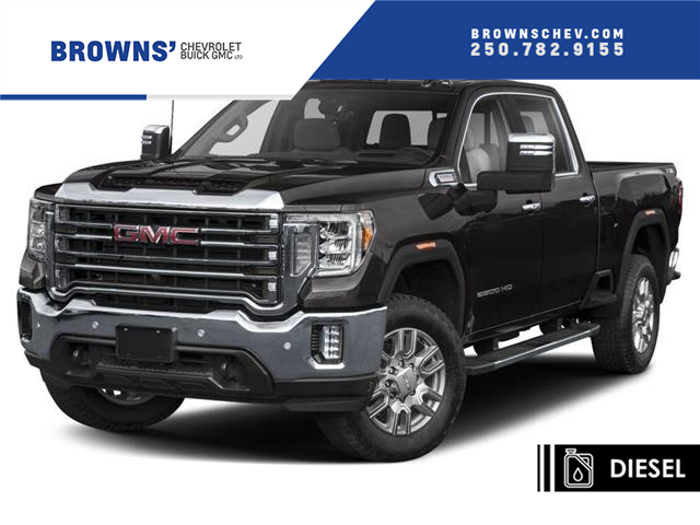 2020 GMC Sierra 3500HD Denali (Stk: T21-1659A) in Dawson Creek - Image 1 of 8