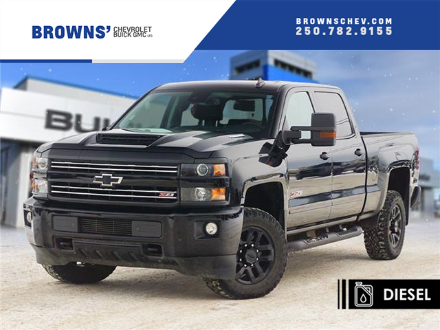2019 Chevrolet Silverado 2500HD LTZ (Stk: 4576A) in Dawson Creek - Image 1 of 15