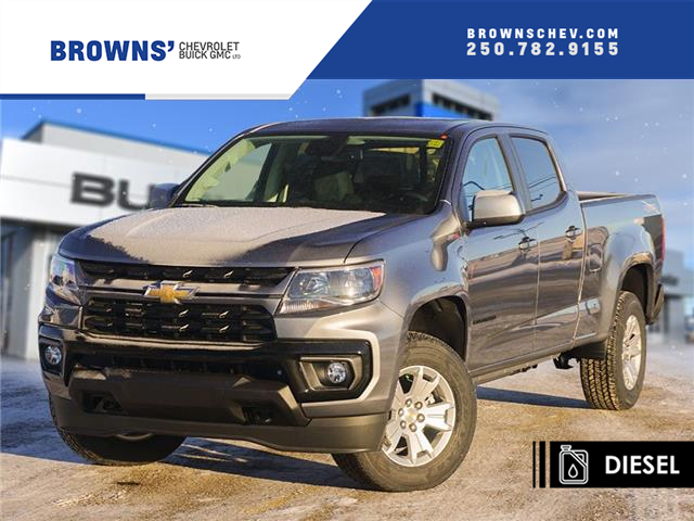 2021 Chevrolet Colorado LT (Stk: T21-1694) in Dawson Creek - Image 1 of 14