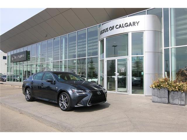 2019 Lexus GS 350 Premium (Stk: 190562) in Calgary - Image 1 of 13