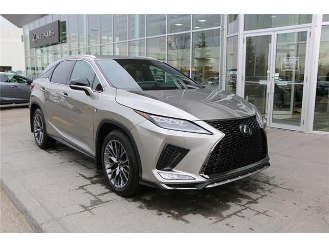2020 Lexus RX 350 Base (Stk: 200054) in Calgary - Image 1 of 12