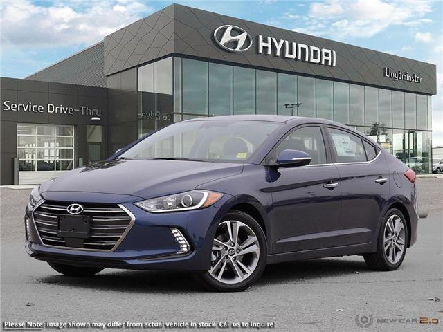 2018 Hyundai Elantra Limited (Stk: 8EL84186) in Lloydminster - Image 1 of 21