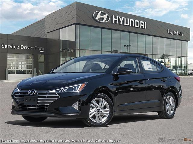 2020 Hyundai Elantra Preferred (Stk: 0EL8277) in Lloydminster - Image 1 of 23