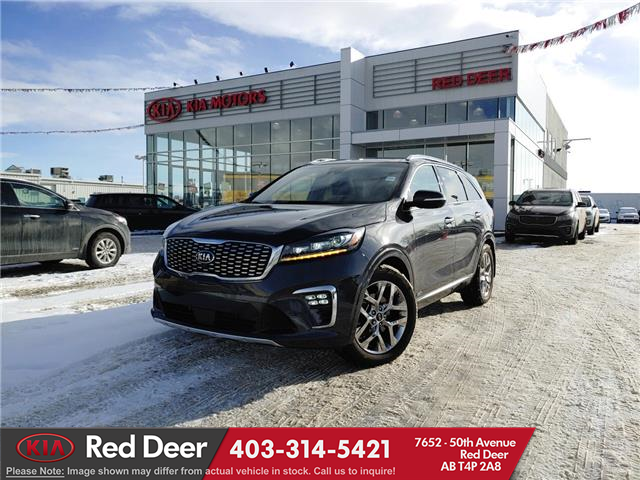 2019 Kia Sorento 3.3L SXL (Stk: 20TR0848A) in Red Deer - Image 1 of 19