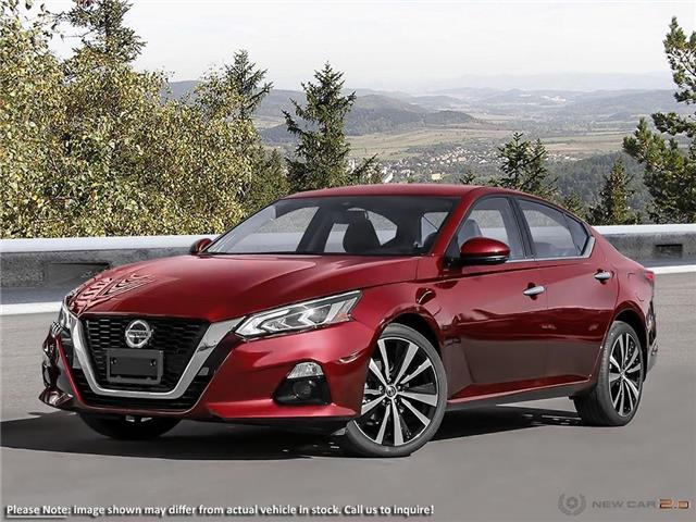 2019 Nissan Altima 2.5 Platinum (Stk: 9A1152) in Whitehorse - Image 1 of 23