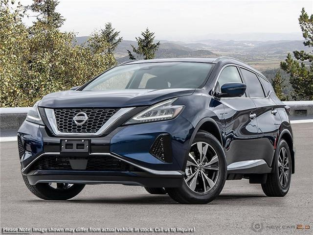 2019 Nissan Murano SV (Stk: 9M7963) in Whitehorse - Image 1 of 22