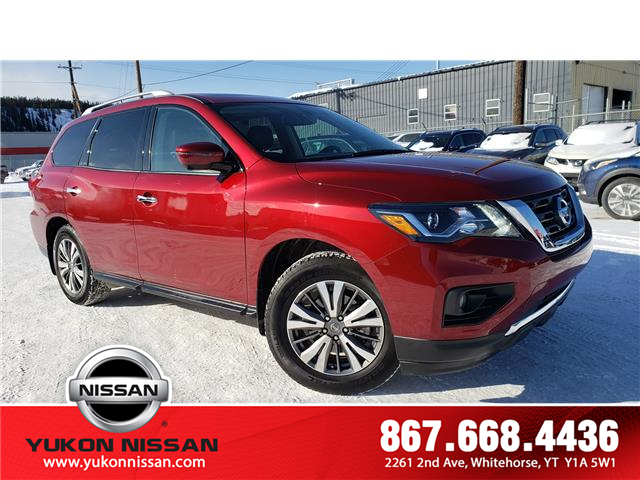 2018 Nissan Pathfinder  (Stk: 20P4210A) in Whitehorse - Image 1 of 19
