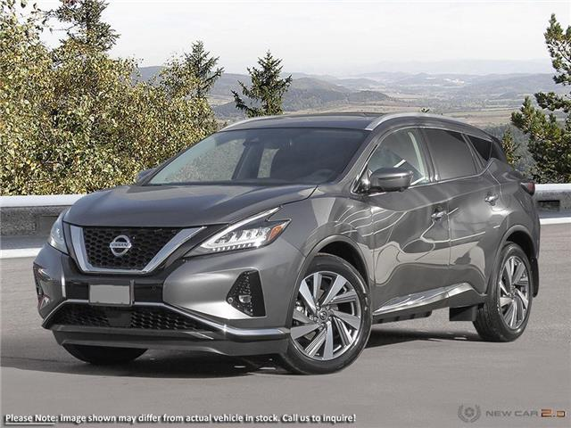 2020 Nissan Murano SL (Stk: 20M8277) in Whitehorse - Image 1 of 23