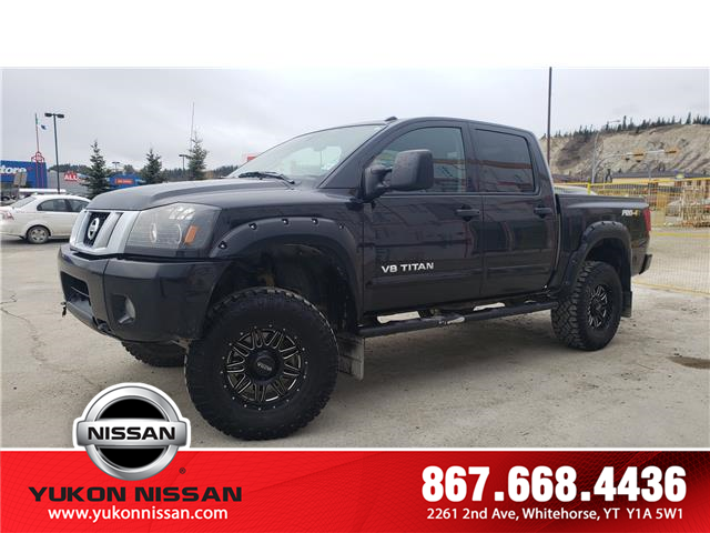2014 Nissan Titan PRO-4X (Stk: P1070A) in Whitehorse - Image 1 of 17