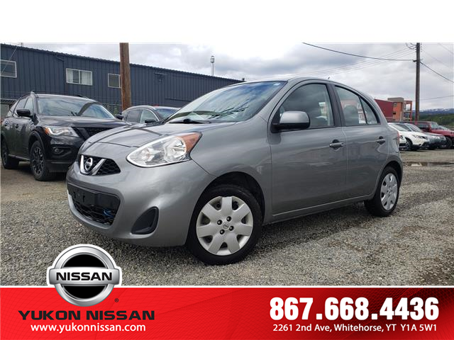 2015 Nissan Micra SV (Stk: 9K3136A) in Whitehorse - Image 1 of 13