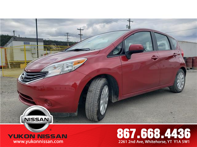 2014 Nissan Versa Note 1.6 SV (Stk: P1084) in Whitehorse - Image 1 of 17