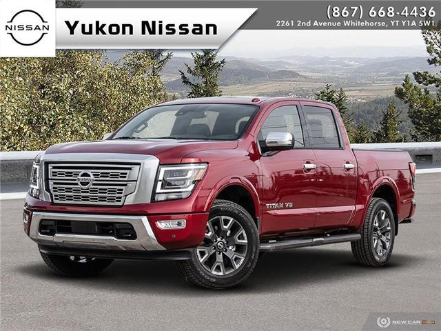 2020 Nissan Titan Platinum Reserve (Stk: 20TL1516) in Whitehorse - Image 1 of 23