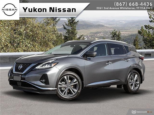 2021 Nissan Murano Platinum (Stk: 21M6454) in Whitehorse - Image 1 of 23