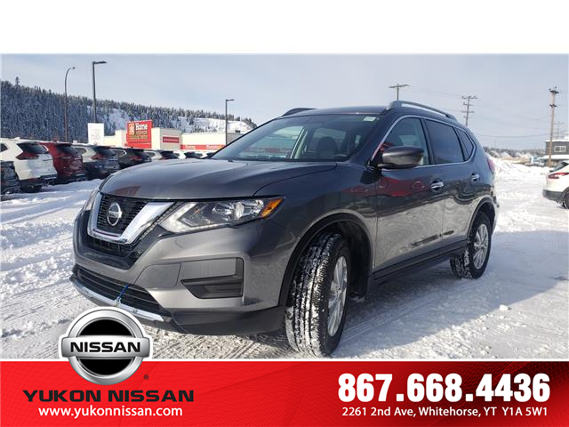 2020 Nissan Rogue S (Stk: 21R1375A) in Whitehorse - Image 1 of 16