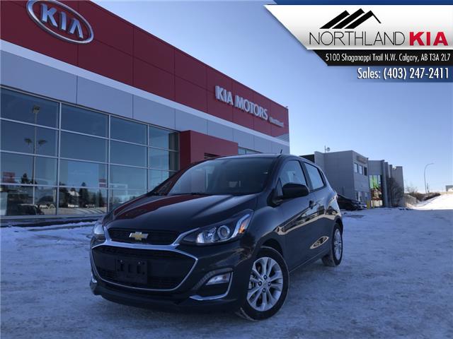 2019 Chevrolet Spark 1LT CVT (Stk: P0447) in Calgary - Image 1 of 21