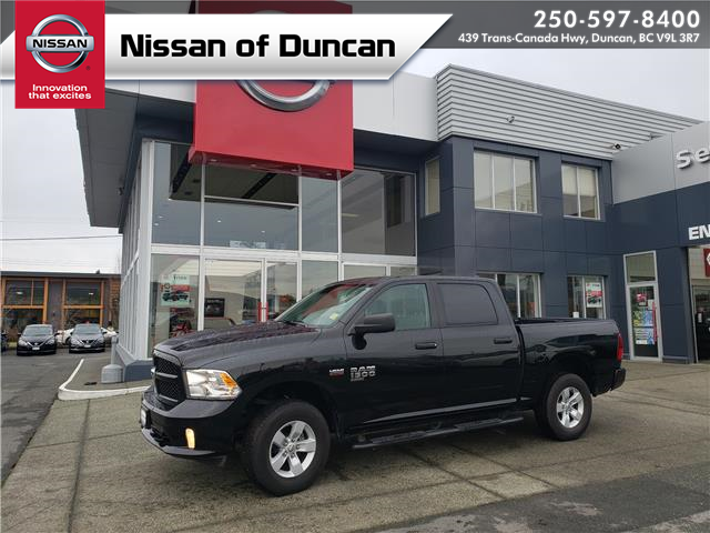 2019 RAM 1500 Classic SSV (Stk: 9M6932A) in Duncan - Image 1 of 11