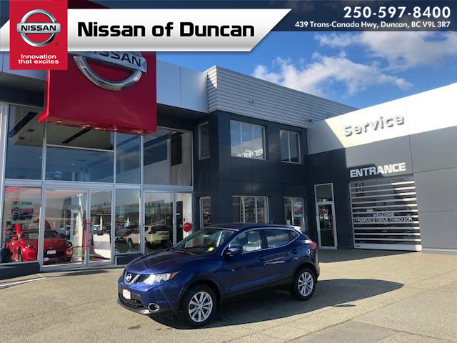 2017 Nissan Qashqai SV (Stk: 9Q6070A) in Duncan - Image 1 of 15