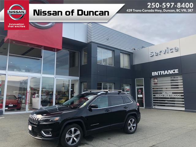 2019 Jeep Cherokee Limited (Stk: 9P6046A) in Duncan - Image 1 of 19