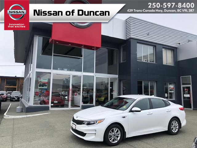 2018 Kia Optima LX (Stk: 9R1025A) in Duncan - Image 1 of 18