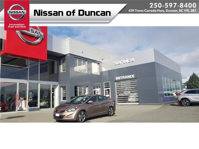 2016 Hyundai Elantra Sport Appearance (Stk: 9R2803B) in Duncan - Image 1 of 18