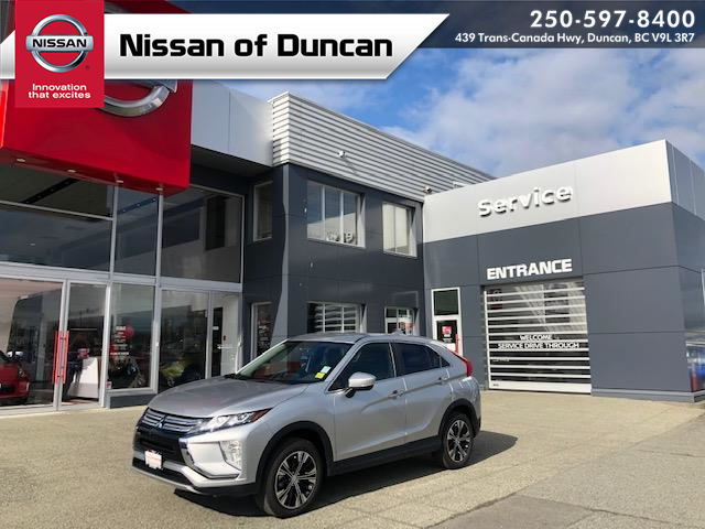 2018 Mitsubishi Eclipse Cross SE (Stk: P0127) in Duncan - Image 1 of 18